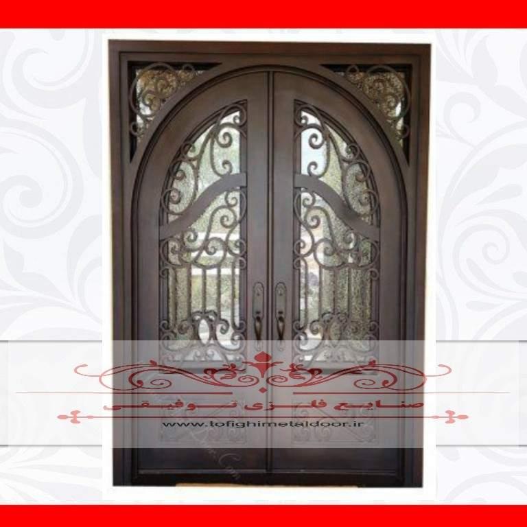 درب ورودی لابی کد ۸۲۳