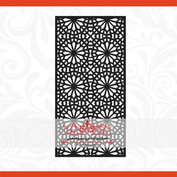 ورق برش لیزر طرح مسجد