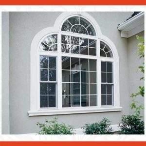 پنجره هلالی فلزی  چه نوع پنجره ای است؟