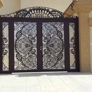 درب برش لیزری در بوشهر